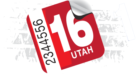 Safety And Emissions Utah Registration Sticker