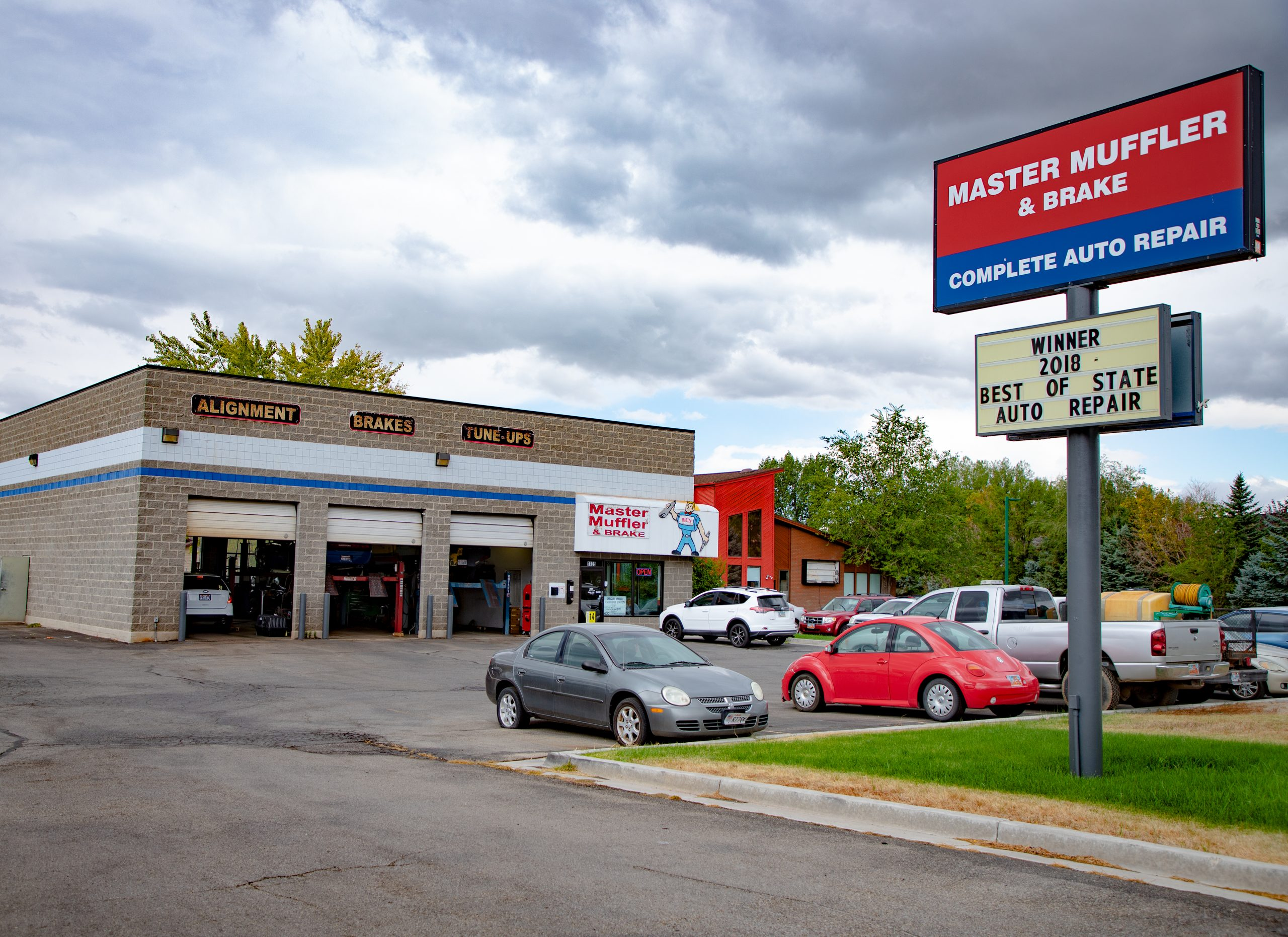 Orem Master Muffler Location