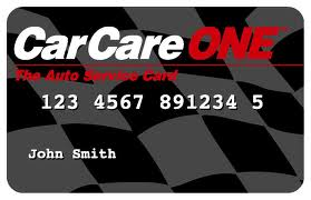 CarCare One credit card