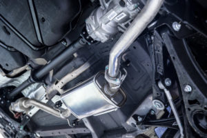 Car muffler repair-- a central focus of Utah auto care experts
